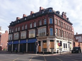 Salter's Building, Pembroke Place