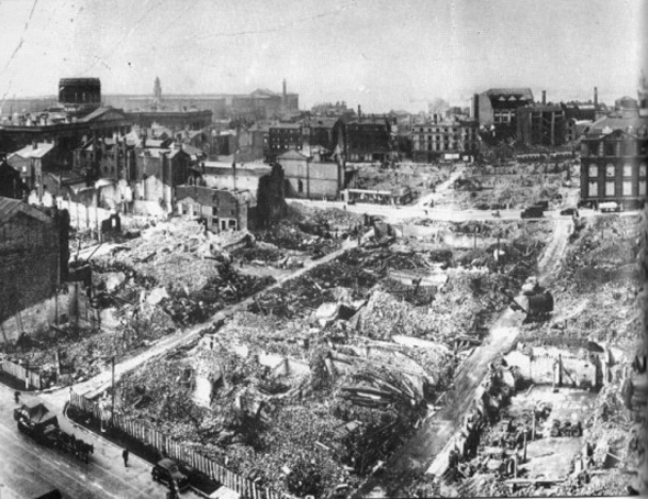 Image result for liverpool air raids