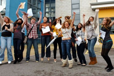 GCSE results smash national average