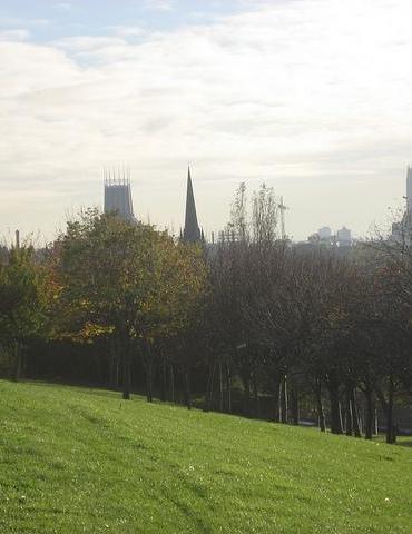 Everton Park view