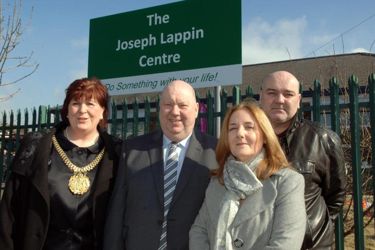 New Joseph Lappin Centre