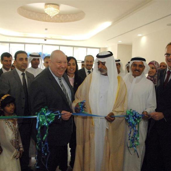 Opening of Belvedere School