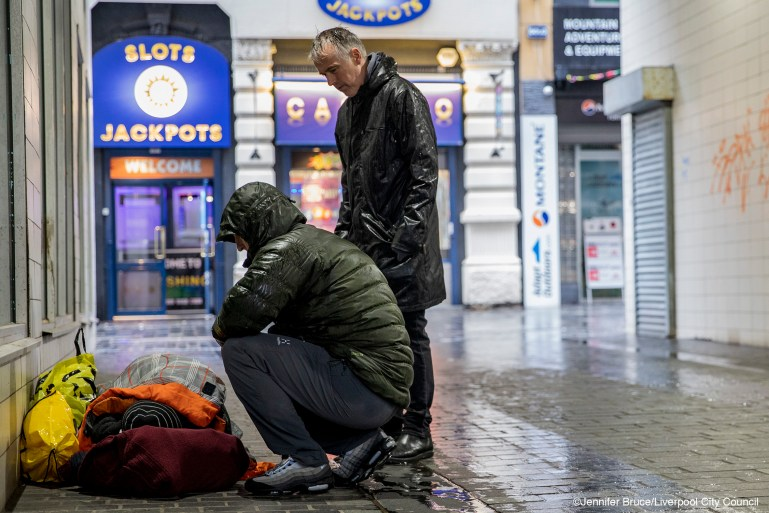 Rough sleeper services ready for winter