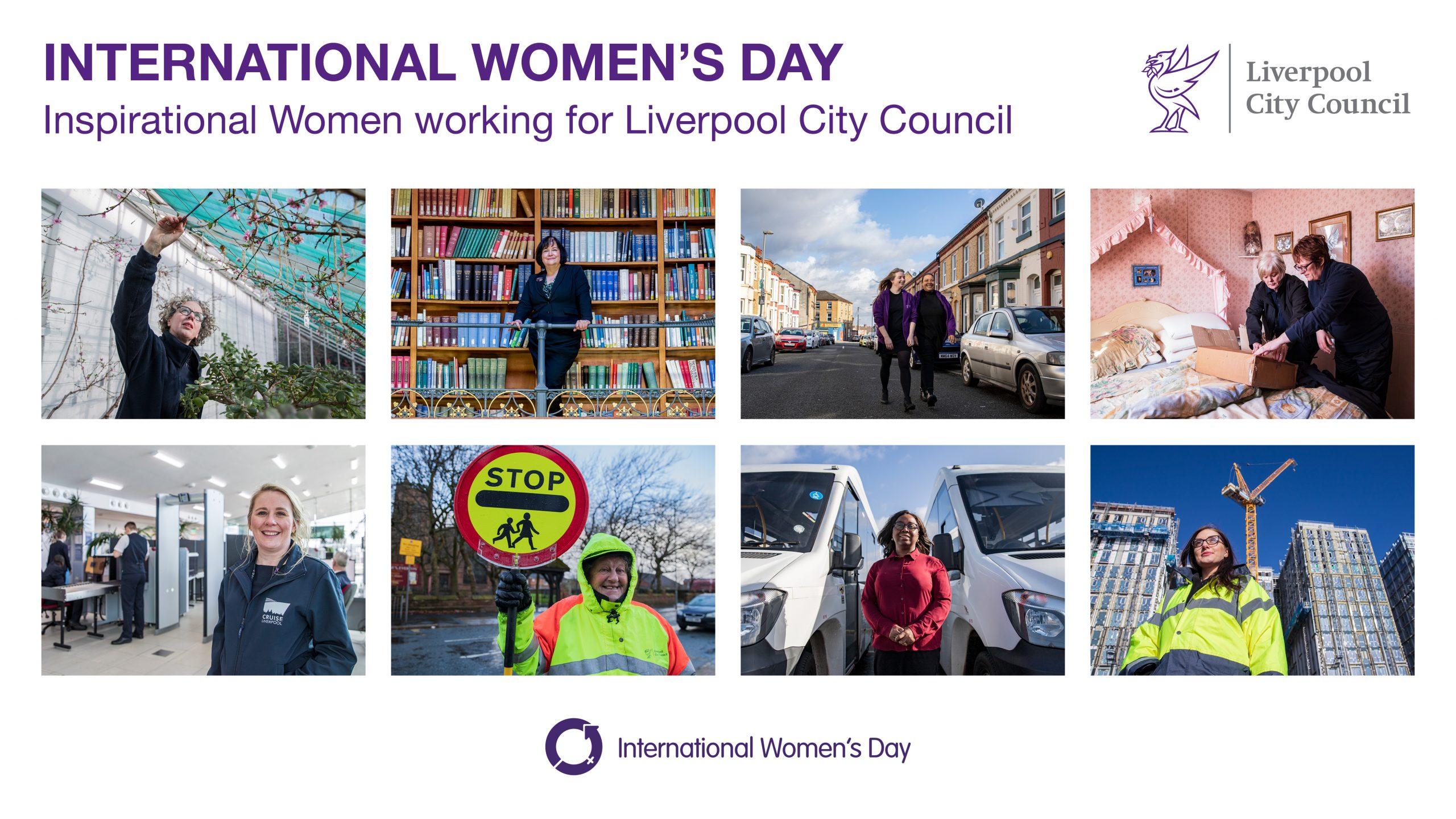 International Woman'sd Day