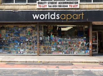 worlds apart c the guide liverpool