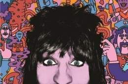 An Evening With Noel Fielding Live Tour Announced