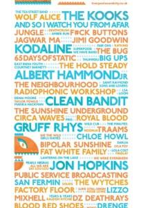 Liverpool Sound City 2014 Lineup