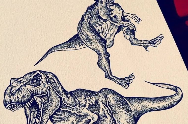 No Homers Club Presents Isla Nublar, A Jurassic Park Inspired Event and Art Exhibition Launch Night Friday 9th October