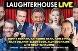 Laughterhouse Live Returns To Liverpool Philharmonic
