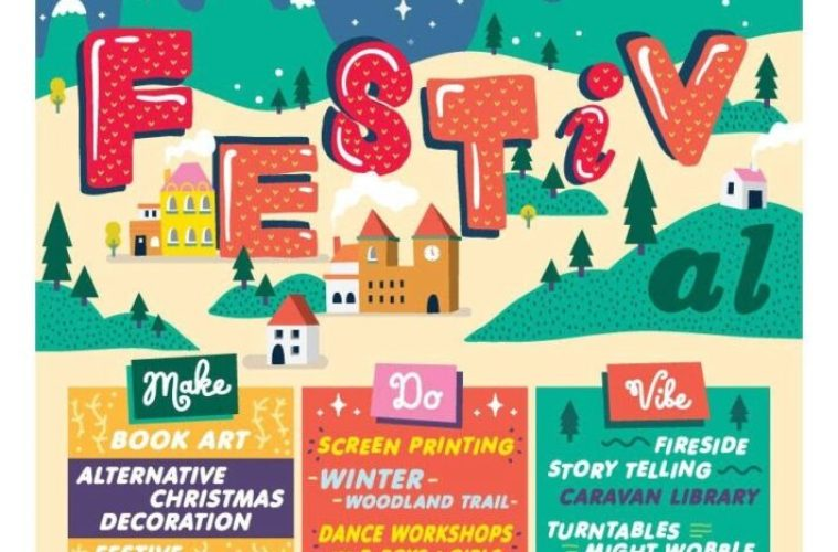 Kids' Event 'Square Pegs FESTIVal' To Bring Children's Creativity Out of Hibernation