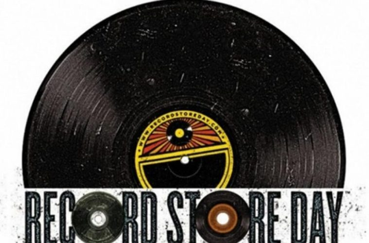 Record Store Day; 16th April 2016