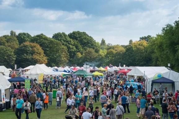 Liverpool Food & Drink festival 1