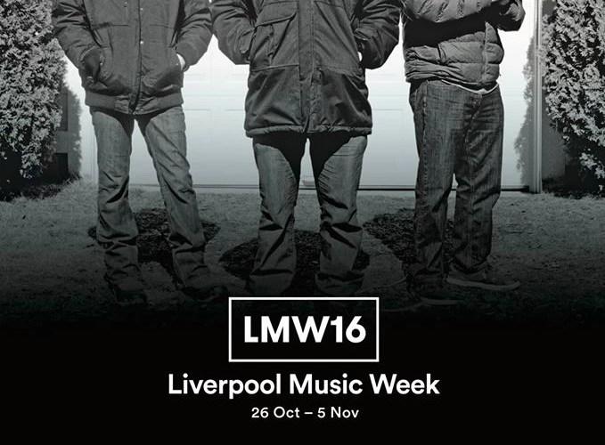 Liverpool Music Week 2016 Add Dinosaur JR, Louis Berry & Announce DIY Breaking Out Series