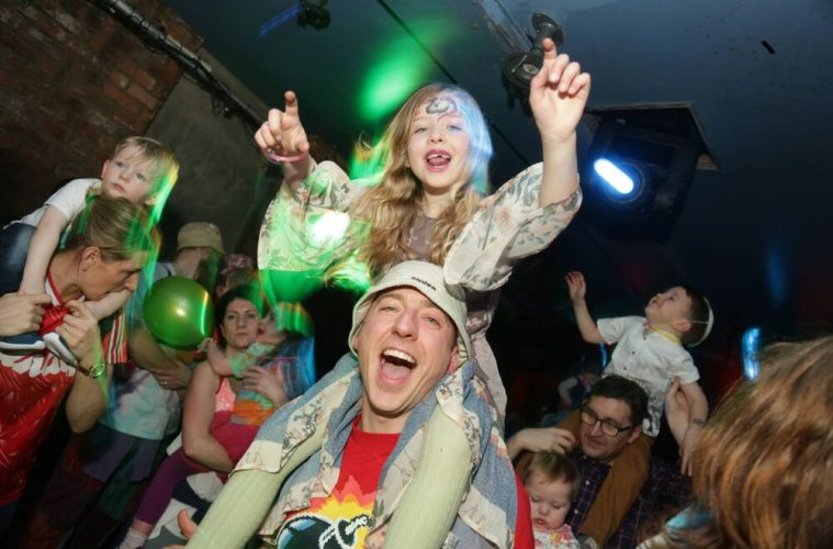 Check Out The Big Fish Little Fish Family Rave Taking The City By Storm