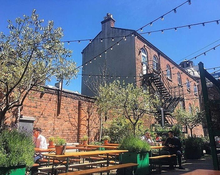 Best Beer Gardens Liverpool Buyers Club