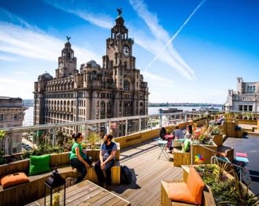 Liverpool's Best Beer Gardens & Outdoor Spaces 4