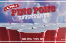 Ping Pong House Party Returns To Constellations