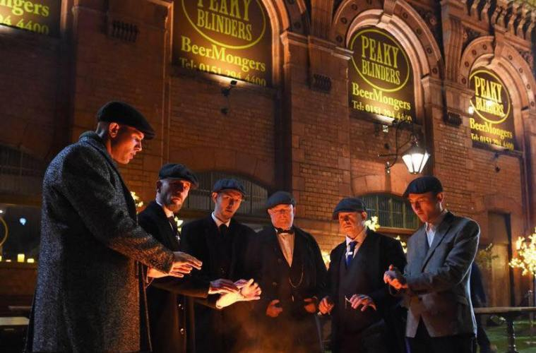 The Peaky Blinders Bar in the Baltic Triangle: Why Liverpool Loves the Theatrics of a Good Themed Venue 1