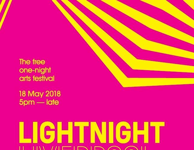 LightNight Liverpool Returns on Friday 18th May