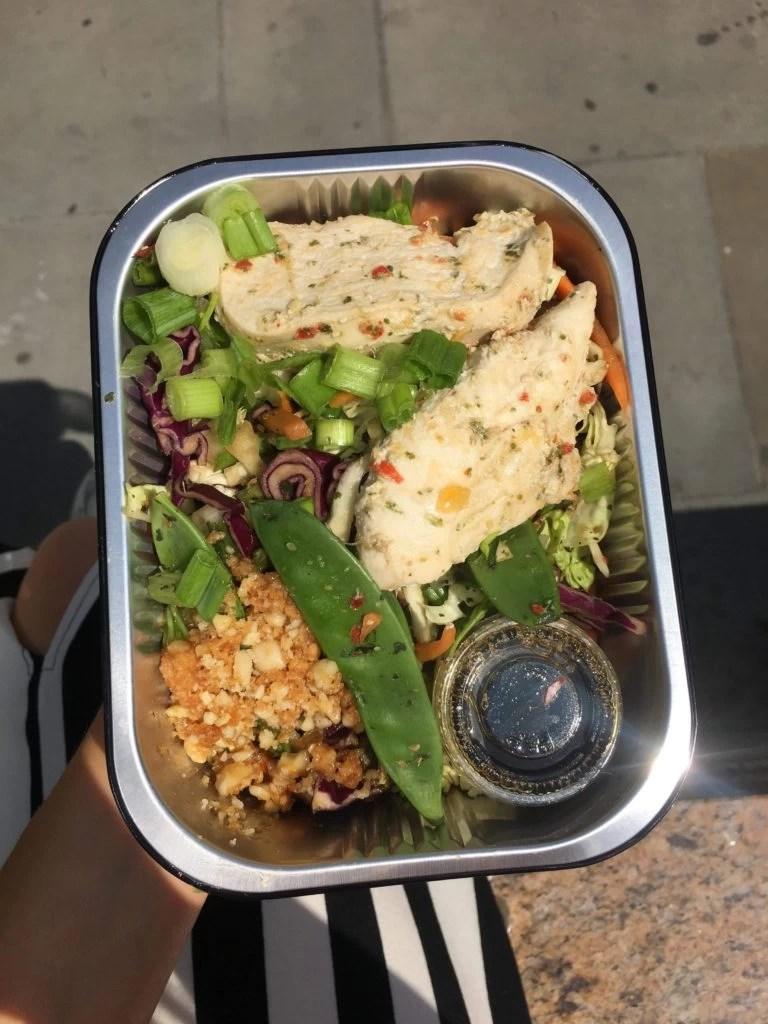Bite club liverpool healthy food