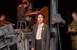 """Preview: Lizzie Nunnery New Play - """"To Have To Shoot Irishman"""""""