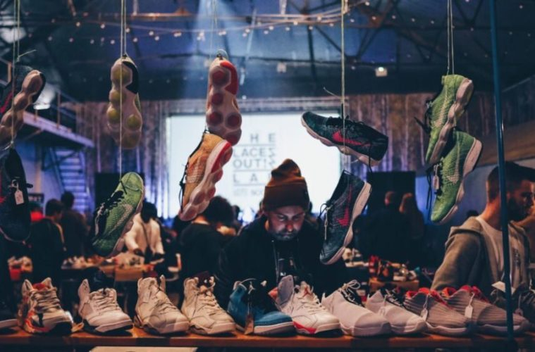 Laces Out! Ultimate Trainer Festival Is Back In Liverpool - Sat 24th Nov 1
