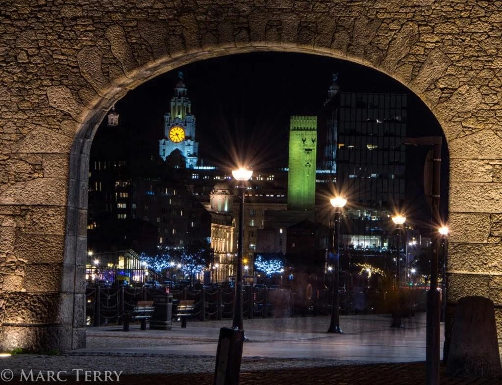 Iconic Liverpool Royal Albert Dock
