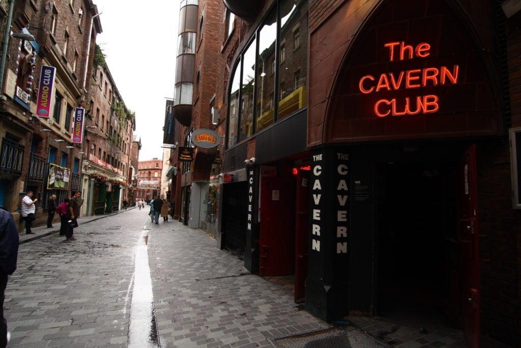 Liverpool Cavern Quarter