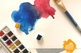 Spring Art Classes and Creative Workshops from dot-art
