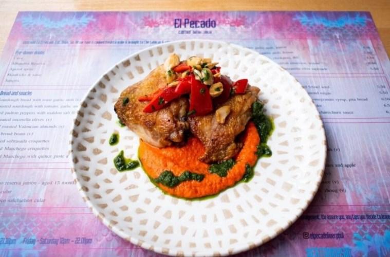 El Pecado Restaurant Review 1
