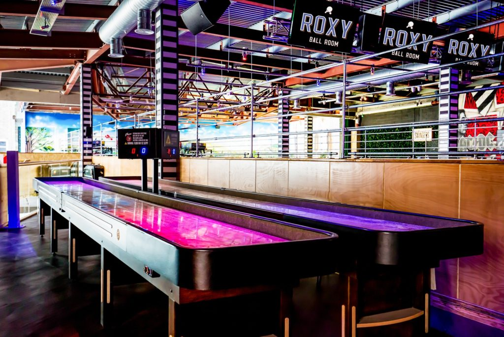 New Roxy Ball Room Super-Venue Now Open 2