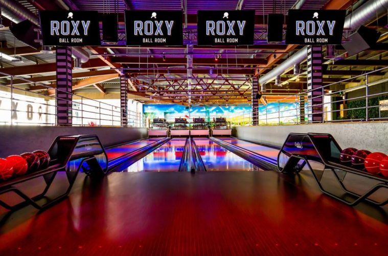New Roxy Ball Room Super-Venue Now Open 1