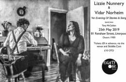 Lizzie Nunnery & Vidar Norheim - In Conversation