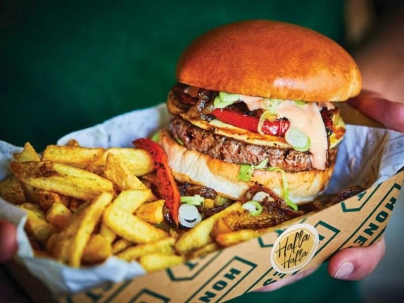 Honest Burgers reveals its Liverpool specials