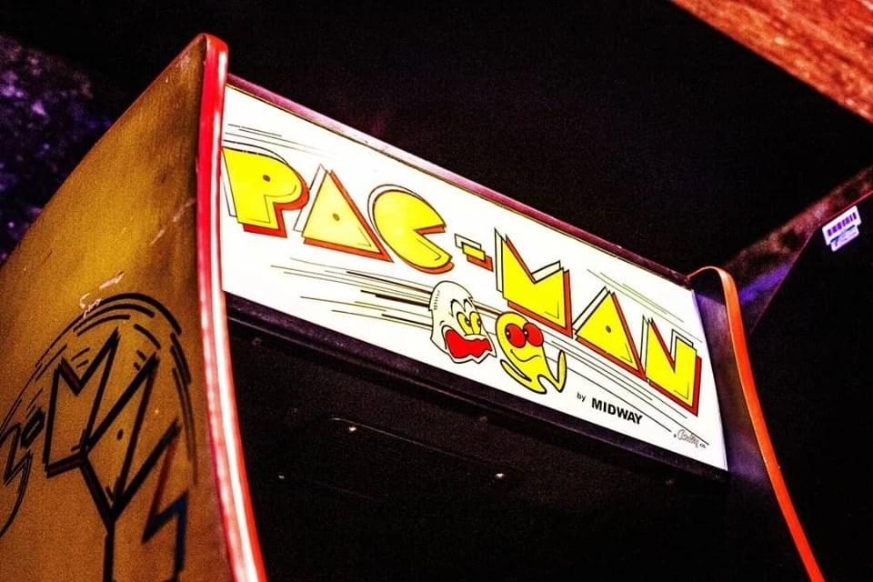 Pac Man NQ64 Liverpool