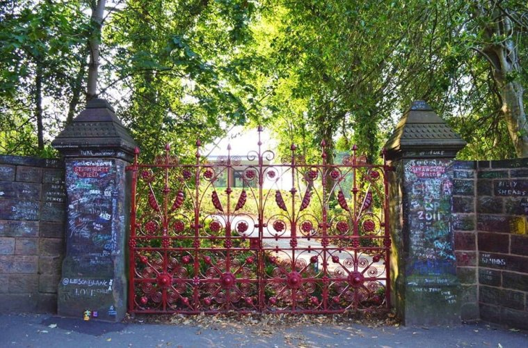 Iconic Strawberry Field Opens Its Gates For Good As A Public Attraction 2