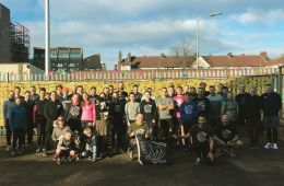 Cheers to that! Mikkeller Running Club Liverpool 1