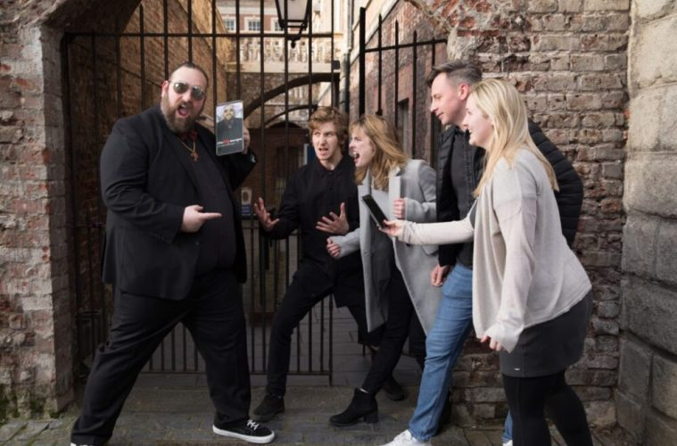 New Outdoor Escape Game Turns City Into A Playground