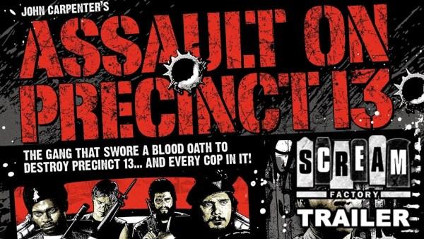 Assault on Precinct 13 John Carpenter