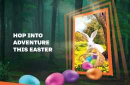 Escape Hunt Launches Free Easter Activity Packs To Keep The Whole Family Entertained During Isolation