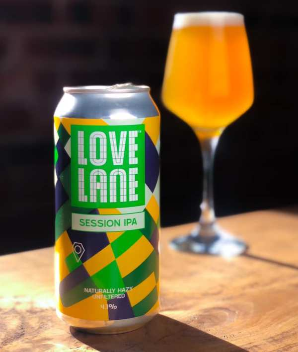 Love Lane Brewery Liverpool