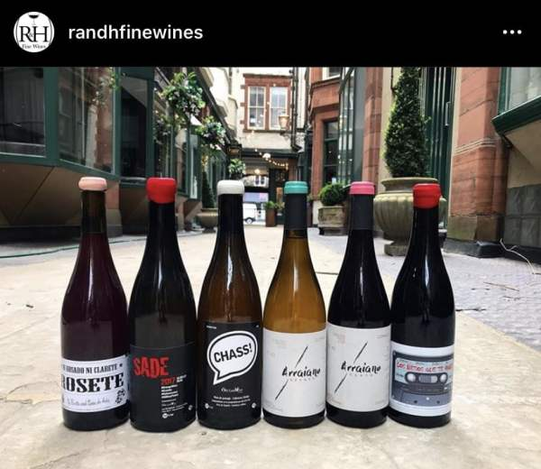 R&H Wines Liverpool