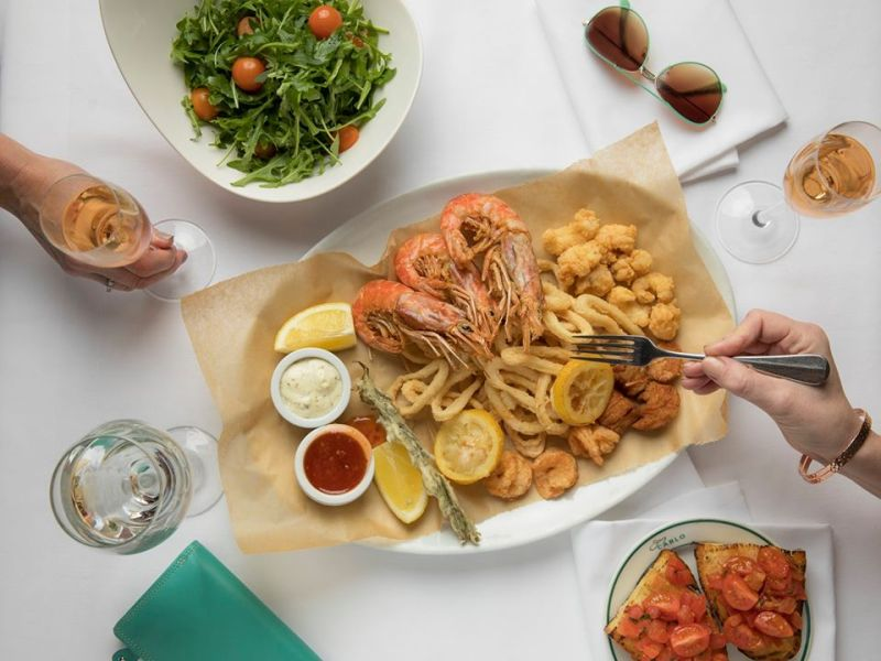 Castle Street Restaurants and Bars San Carlo