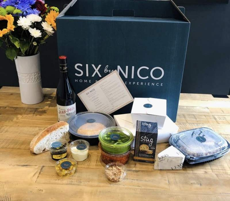 Home By Nico: Six By Nico And Their Amazing Home Dining Kits