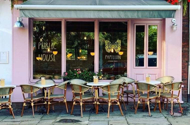 Hope Street Restaurants and Bars Guide 1