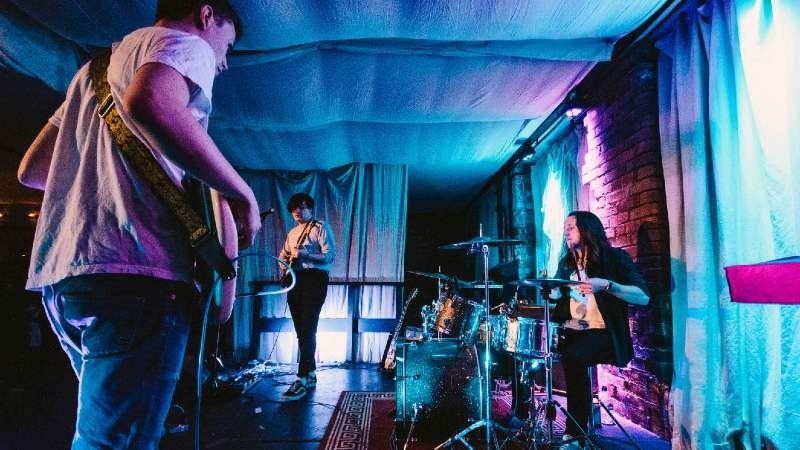 Liverpool Trio Husband Material Set To Release Nostalgic Debut EP