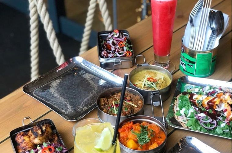 50% off at Liverpool restaurants and cafes