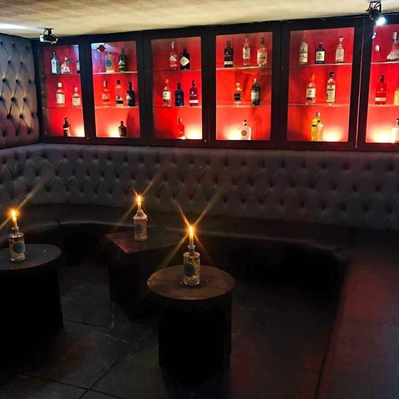 The Underground Gin Distillery Liverpool