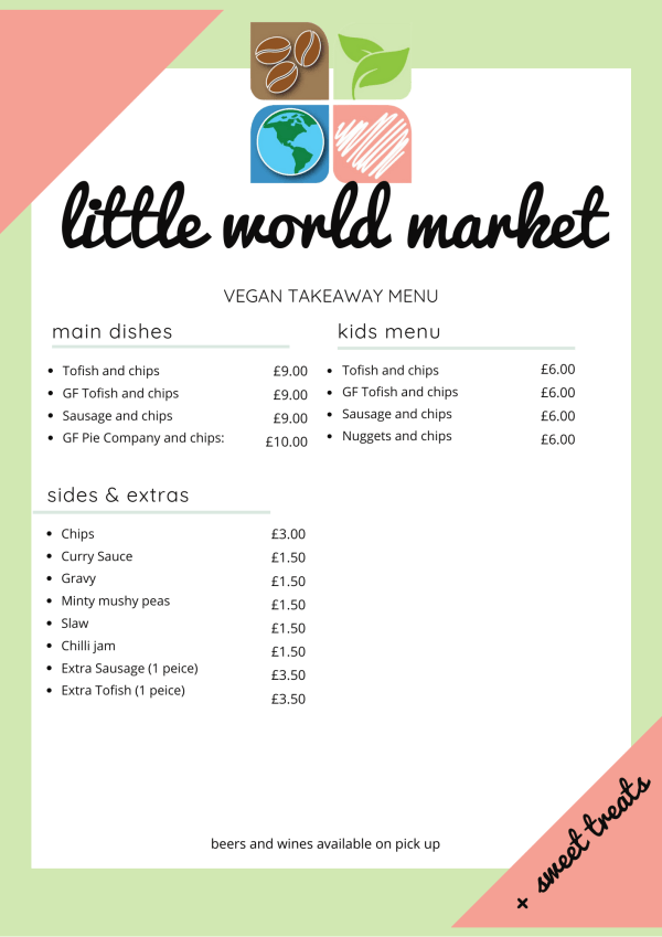 Little World Vegan Takeaway