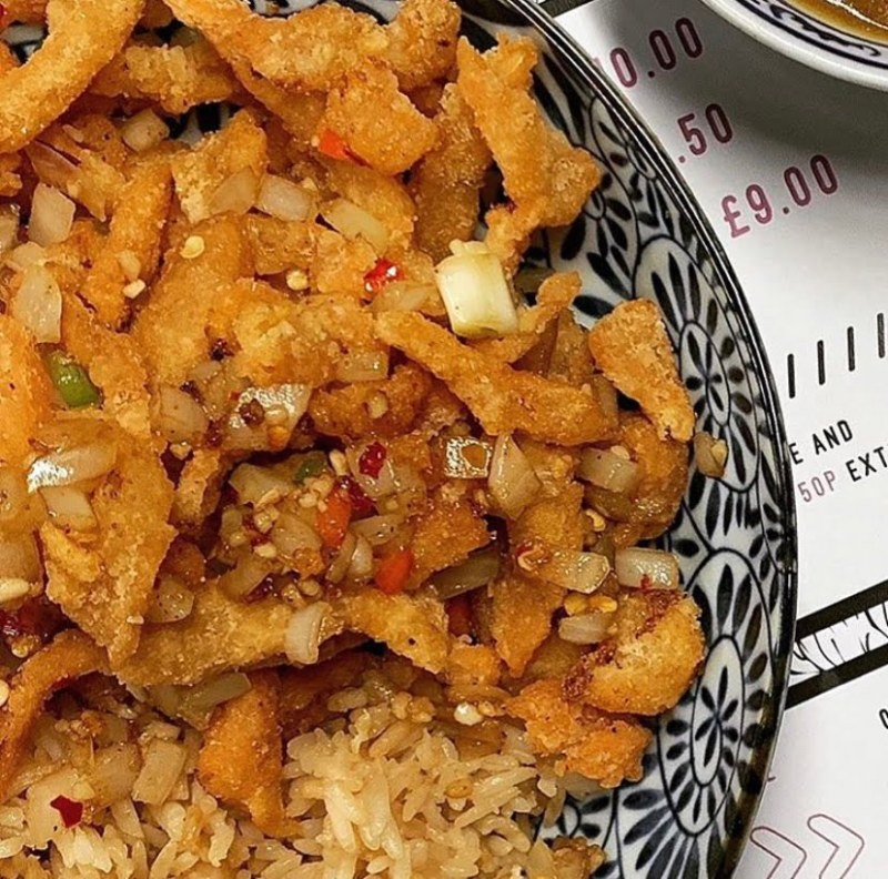 Salt and Pepper Food Places In Liverpool Maggie Fu